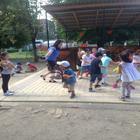 Первый день в детском саду...